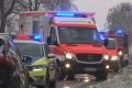 2018-02-03 10505 Marl Glaetteunfall PKW gegen Baum (NWM-TV) 02