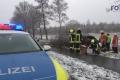 2018-02-03 10505 Marl Glaetteunfall PKW gegen Baum (NWM-TV) 03