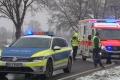 2018-02-03 10505 Marl Glaetteunfall PKW gegen Baum (NWM-TV) 12