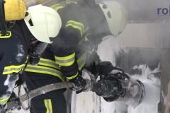 2018-01-20 10462 Wetschen Feuer in Bus (NWM-TV) 07