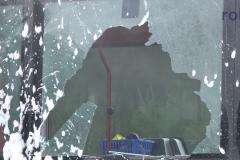 2018-01-20 10462 Wetschen Feuer in Bus (NWM-TV) 13