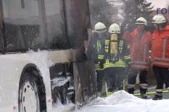 2018-01-20 10462 Wetschen Feuer in Bus (NWM-TV) 15